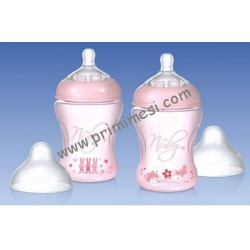 Prendi 2 e paghi 1 Biberon Natural Touch Nuby