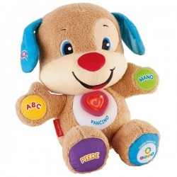 Il Cagnolino Smart Stages Fisher Price con 3 livelli di gioco e apprendimento