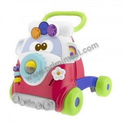 Primi Passi Basic Walker Happy Hippy 2 in 1 Chicco