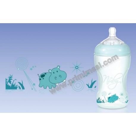 Biberon Softflex Natural Nurser STEP3 Nuby