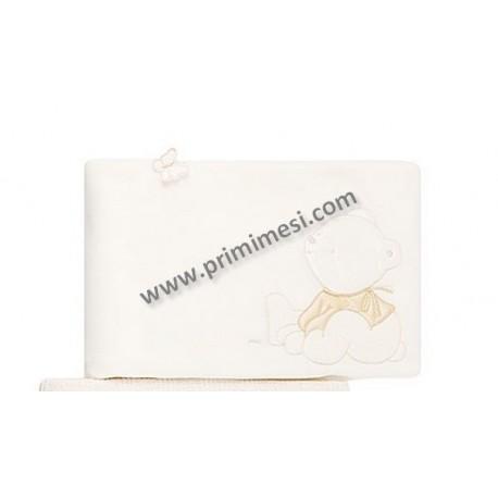 Coperta Sonnocaldo per lettino modello Sissi Picci