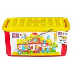 Baule Mega Block Fattoria Fisher Price