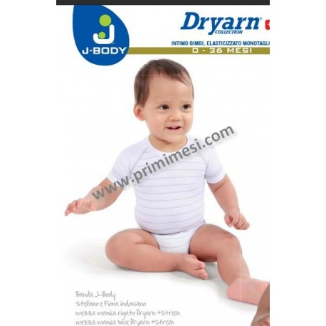 J-Body Dryarn regular 0-36 mesi