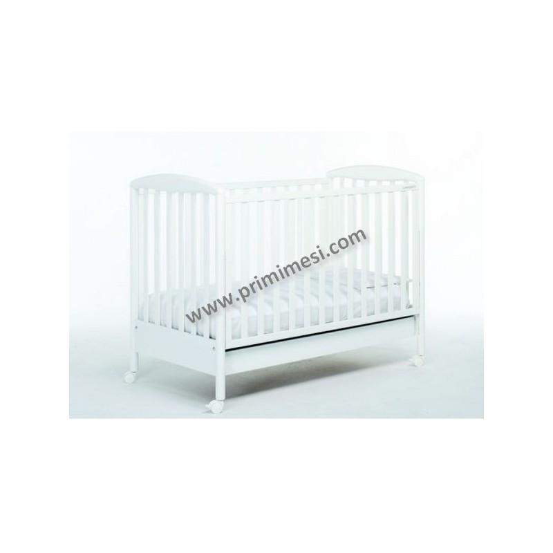 lettini in legno per neonati e bambini, con o senza dondolo ... - Lettino Foppapedretti Paky