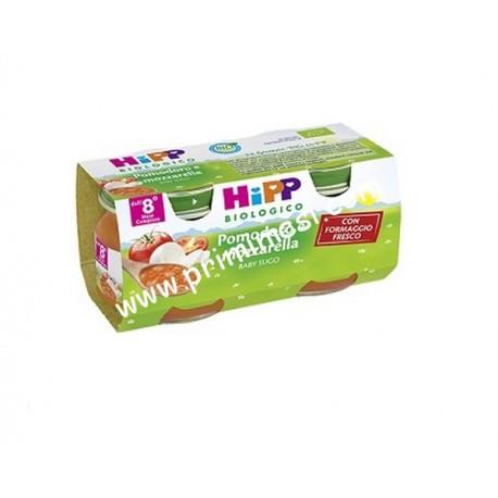 Sughetto Hipp Pomodoro e Mozzarella Hipp