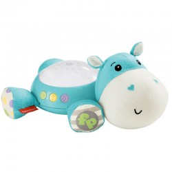Proiettore Ippopotamo Fisher Price