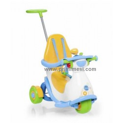 Baby Ride Ergo Chicco Cavalcabile 4 in 1