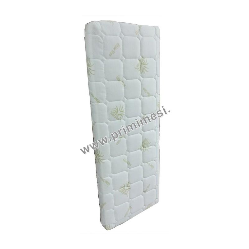materasso sfoderabile con rivestimento in aloe 170x67 deltaflex - Lettino Foppapedretti Pinocchio
