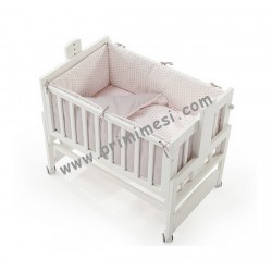 Culla co-sleeping Allegra 5 in 1 Bolin Bolon