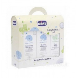 Set regalo Baby Moment Chicco 3pz