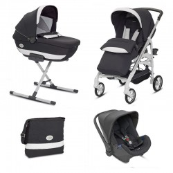 Travelsystem Otutto Deluxe Inglesina + stand up