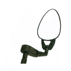 Specchio al manubrio con espansore Bonin