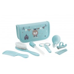 Baby Kit Miniland con set igiene e beauty case