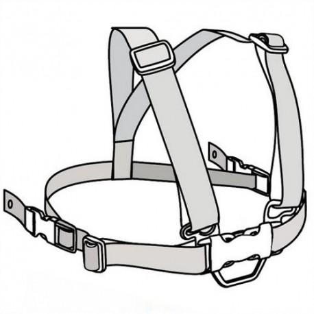 Cintura di sicurezza Click Clak per Pappy Re Pali