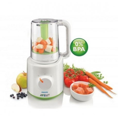Cuocipappa Easy pappa 2 in 1 Avent