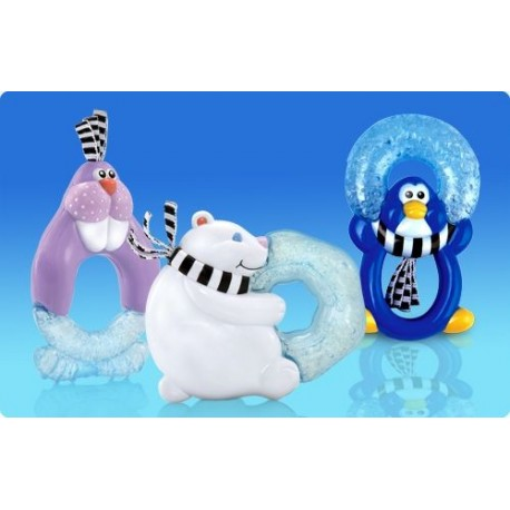 Massaggiagengive Nuby con Ice Gel