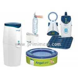 Kit Nascita Foppapedretti - Angel Care + Maialino + 1 ricariche