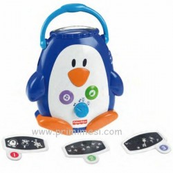 Proiettore Pinguino Fisher Price