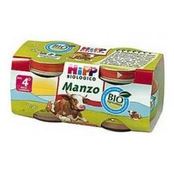 Multipack Omogeneizzato Manzo Hipp
