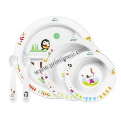 Nuovo Set Pappa Avent 6+
