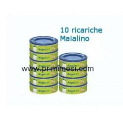 10 Ricariche per Maialino Foppapedretti
