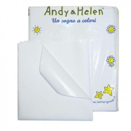 Coprimaterasso con tela cerata per carrozzina Andy & Hellen