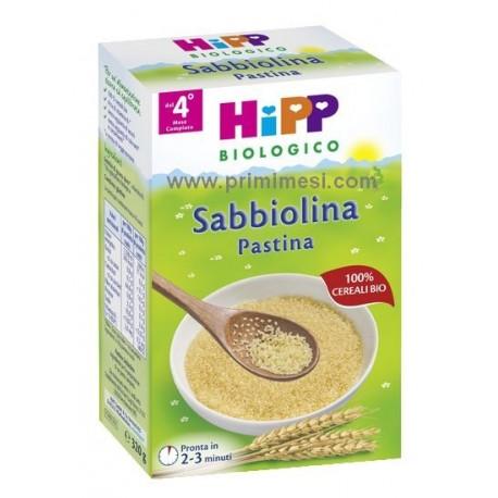Pastina Sabbiolina Hipp