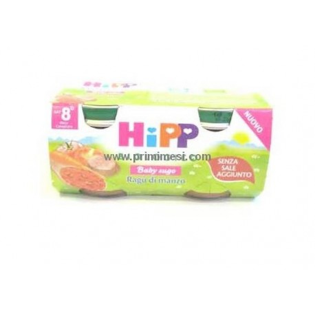 Sughetto Hipp Ragu di manzo