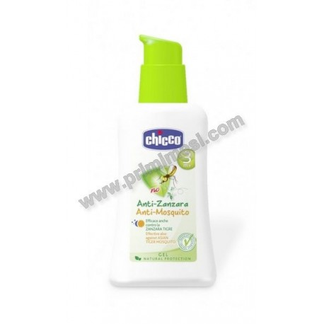 Gel Antizanzara Chicco 60ml