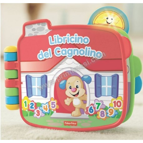 I miei primi libricini Fisher Price