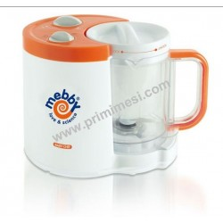 Cuoci pappa Baby Chef 5 in 1 Mebby