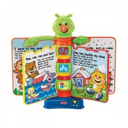 Il bruco canta storie Fisher Price
