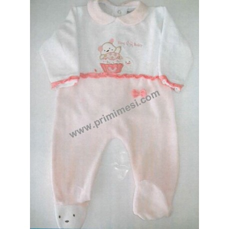 Tutina intera King Baby