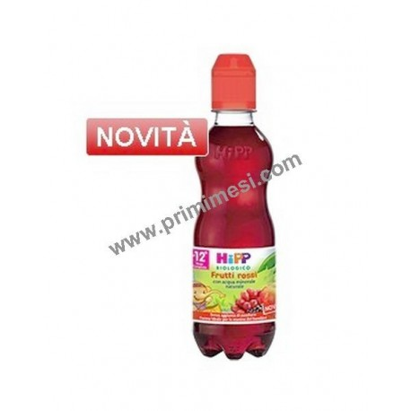 Frutta Splash 300ml Frutti Rossi Hipp