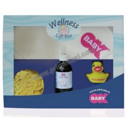 Wellness Gift Box Bagnetto Ok Baby