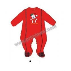 Tutina natalizia Topolino Disney Ellepi