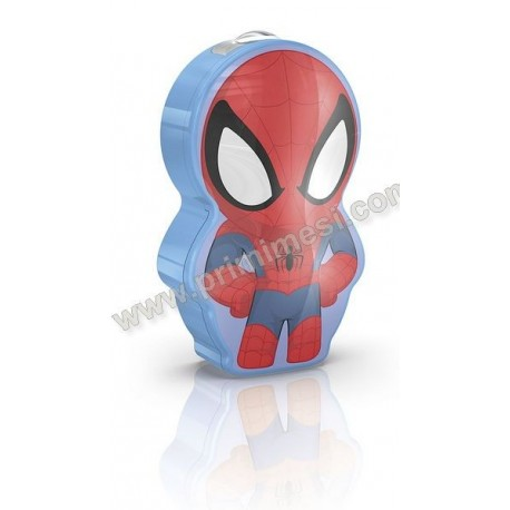 Torcia tascabile Philips Disney - Spiderman