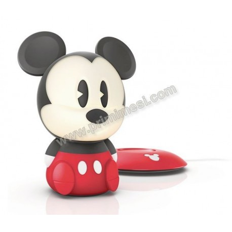 Luce amica SoftPal portatile Philips - Disney Mickey Mouse