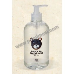 Shampoo shower Baby 500ml linea mammababy