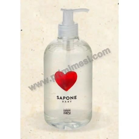 Baby soap 500ml linea mammababy