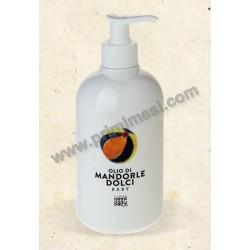 Sweet almond oil for massage 500ml linea mammababy