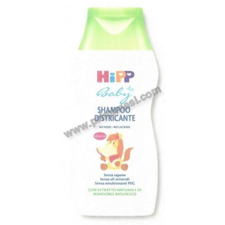Shampoo con balsamo Hipp 200ml