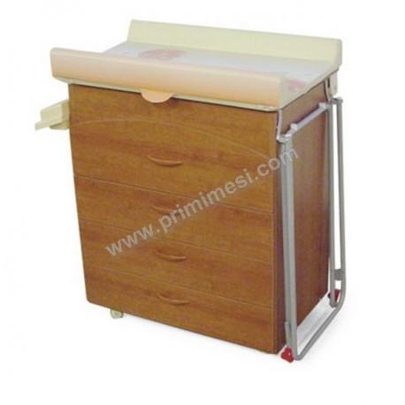 Supporto fasciatoio esterno per vasche Plebani