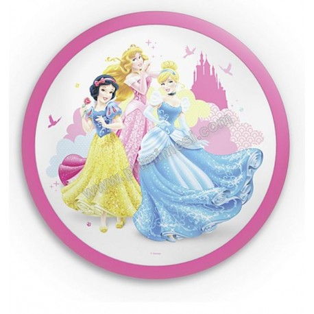 Lamp on the wall or ceiling Philips Disney Princesses