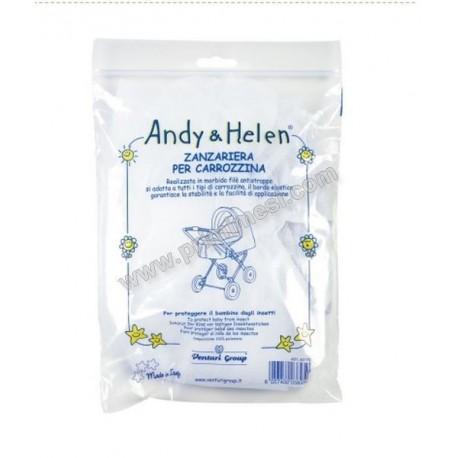 Zanzariera per culla/carrozzina Andy & Helen