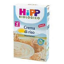 Rice cream Hipp