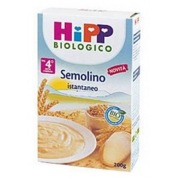Fresh wheat semolin Hipp