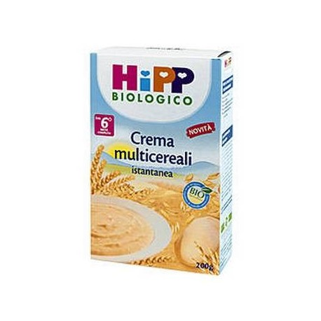 Multicereal cream Hipp
