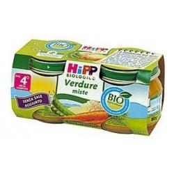 Homogenized mixed vegetables Hipp