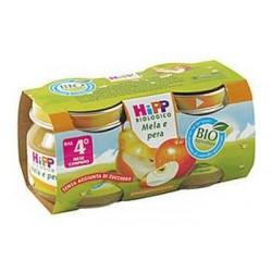 Homogenized Apple and HIPP